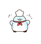 恋するペンギン(個別スタンプ:36)