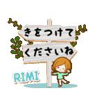 ♦りみ専用スタンプ♦②大人かわいい(個別スタンプ:26)