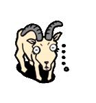 ラララ♬動物がいっぱい♬驚き!汗、涙!(個別スタンプ:28)