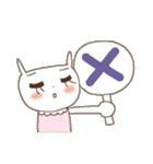 恋するうさキュン*ハートいっぱい(個別スタンプ:06)