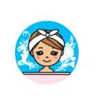 オトナ女子(女子力UP)(個別スタンプ:04)