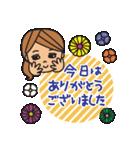 オトナ女子(女子力UP)(個別スタンプ:38)