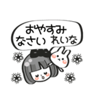 【れいな専用❤】名前スタンプ❤40個(個別スタンプ:14)