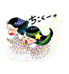(星)きらきらガール・改(個別スタンプ:31)