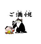 おはぎ(動)5(個別スタンプ:11)