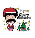 ユキ : クリスマスパーティー(個別スタンプ:4)