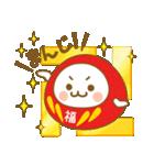 ☆福ダルマちゃん☆サクラ咲く☆合格成就編(個別スタンプ:29)