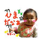 HAMA sistersでの日常会話♡(個別スタンプ:08)