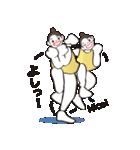 ヒップホップダンスのスタンプ(日本4)(個別スタンプ:14)