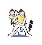 ヒップホップダンスのスタンプ(日本4)(個別スタンプ:24)