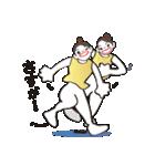 ヒップホップダンスのスタンプ(日本4)(個別スタンプ:31)
