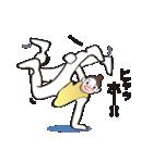 ヒップホップダンスのスタンプ(日本4)(個別スタンプ:32)