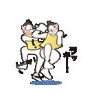 ヒップホップダンスのスタンプ(日本4)(個別スタンプ:33)