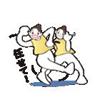 ヒップホップダンスのスタンプ(日本4)(個別スタンプ:37)