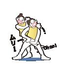 ヒップホップダンスのスタンプ(日本4)(個別スタンプ:38)