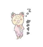 ぶりゅれちゃんスタンプ(個別スタンプ:07)