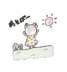 ぶりゅれちゃんスタンプ(個別スタンプ:16)