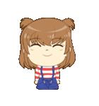 Zaya cute girl(個別スタンプ:25)