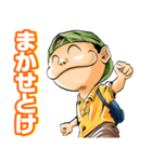 NINKU -忍空-(J50th)(個別スタンプ:28)