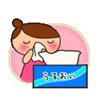 ☆おだんごちゃん8☆花粉症編(個別スタンプ:05)