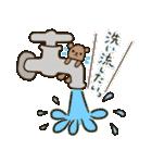 ☆おだんごちゃん8☆花粉症編(個別スタンプ:09)
