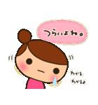 ☆おだんごちゃん8☆花粉症編(個別スタンプ:22)
