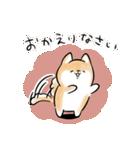 ほんわかしばいぬ <もっと仲良し>(個別スタンプ:05)