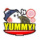 GOGO!フジヤマくん(ワールドワイド編)(個別スタンプ:04)