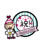 小人の世界2【春】(個別スタンプ:01)
