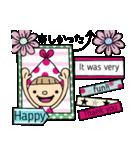 小人の世界2【春】(個別スタンプ:04)