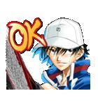テニスの王子様(J50th)(個別スタンプ:01)