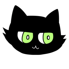 黒猫あーちむ