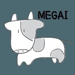 MEGAIアニマル