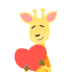 Giraffe Gigy