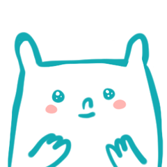 チューリップの猫