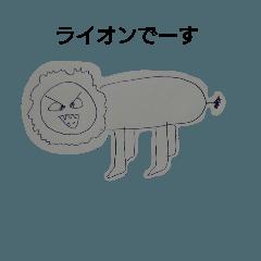 田辺   画伯