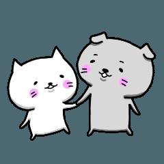 可愛いカップル