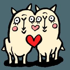 ラララ♬愛がいっぱい♬動物編♬