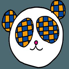 funky panda-chan