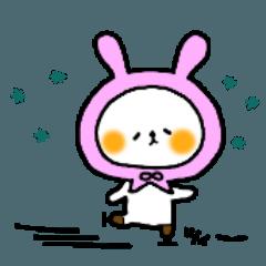 桃ずきんラビちゃん2~冬~