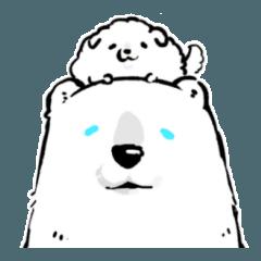 北極のフレンズ