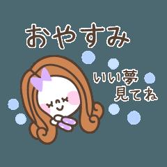 ガールズフェイス☆使いやすい言葉