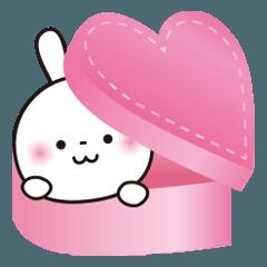 恋する♥️花うさちゃん2
