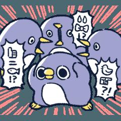 なにか伝えたいペンギン2