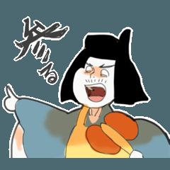 日本中世史戦国武将