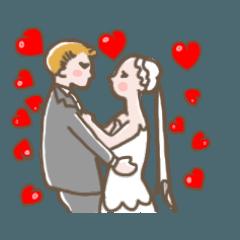 愛の告白と結婚❤️