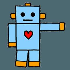 ロボット・ロビー・ラブ