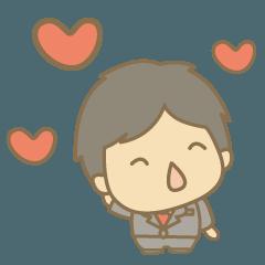 サラリーマン。妻へ贈る愛の言葉