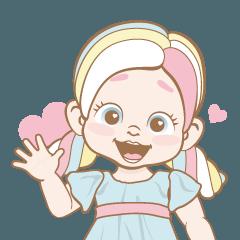 マシュマロ,マロちゃん ver.3: 2D 韓国語