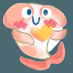 Chunky Goldfish
